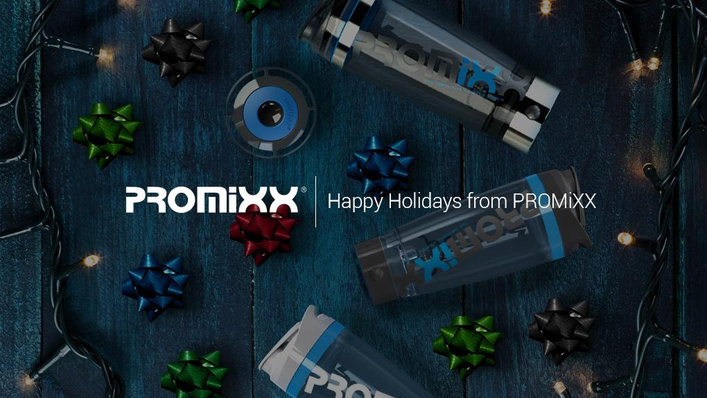 Happy Holidays from PROMiXX