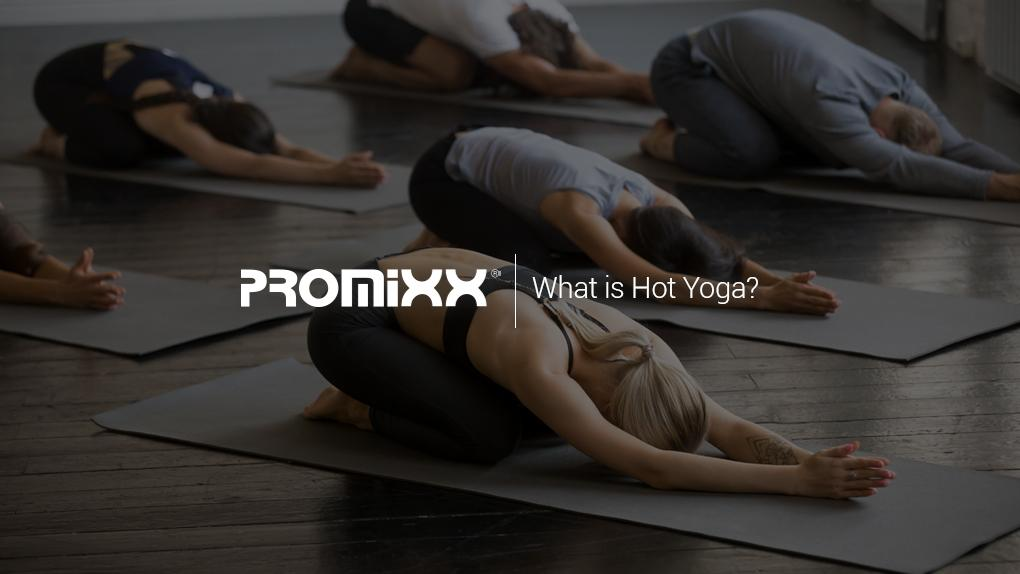 What is 'Hot Yoga'?