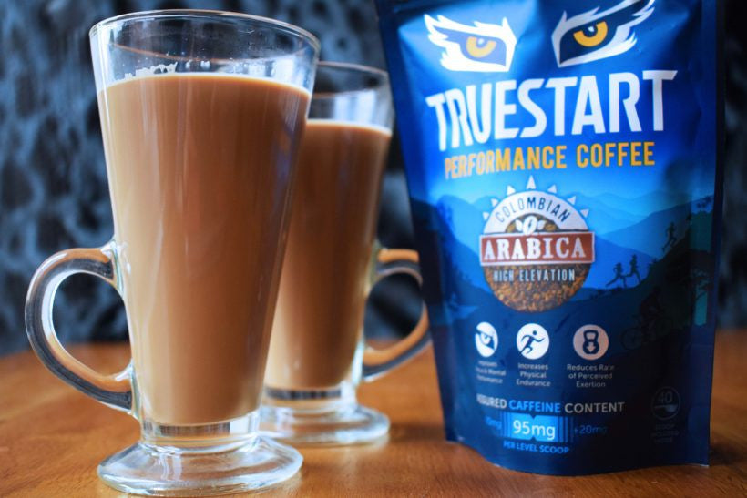 TrueStart Performance Coffee is much more than your average cup of Joe