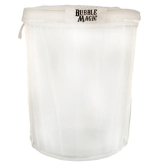 Bubble Magic 5 Gallon 220 Micron Zipper Washing Bag