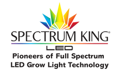 New Products - Spectrum King LED Grow Lights