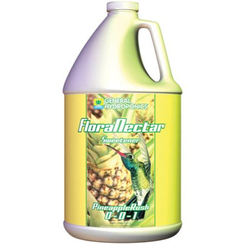 General Hydroponics FloraNectar Pineapple Rush 0-0-1