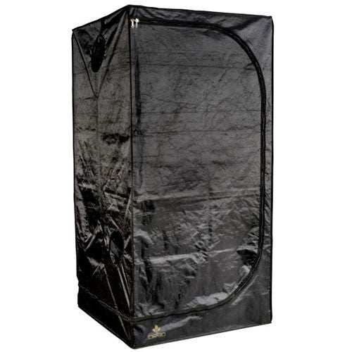 buy secret jardin dark room 2 5 dr90 3 39 x 3 39 grow tent