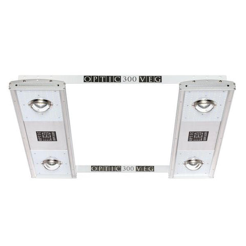 Optic LED Optic 300 VEG 300W Dimmable LED Grow Light 5000K COBs