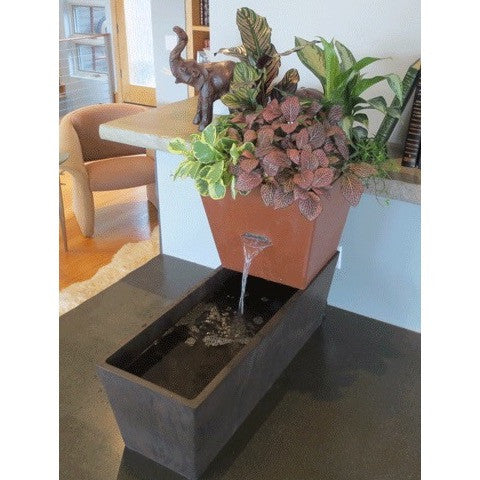 Aquaponic System - AquaDesigner Tranquility San Living Fountain