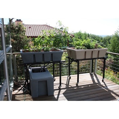 Buy aquaponic source aquaurban sleek aquaponics system for Aquaponic source