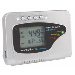 Monitoring Carbon Dioxide CO2 Levels in Your Grow Room