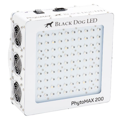 Black Dog LED PhytoMAX 200 LED Grow Light