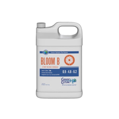 Cultured Solutions Bloom B - Current Culture H2O Hydroponic Nutrients