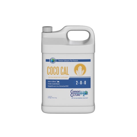 Cultured Solutions Coco Cal - Current Culture H2O Hydroponic Nutrients