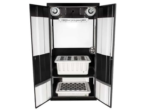 SuperCloset LED Deluxe Smart Grow Cabinet