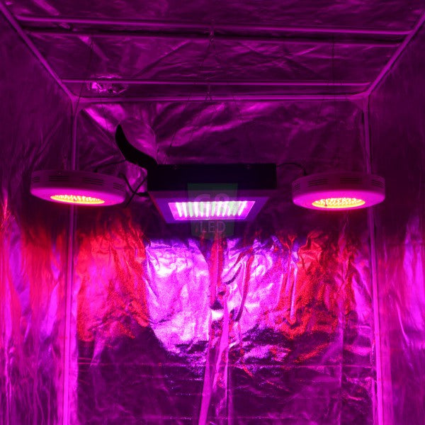 Dorm Grow G8led 900 Watt Full Spectrum Led Grow Light Veg
