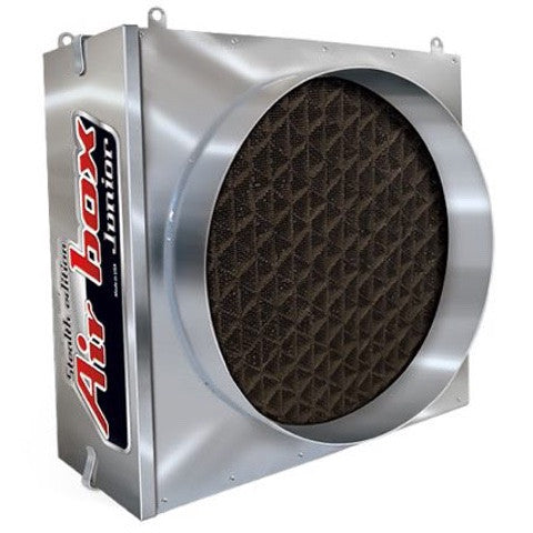 "Grow Room Fan - Air Box Jr. 10"" Exhaust Fan (Coco)"