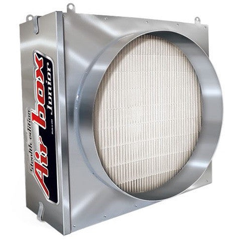 "Grow Room Fan - Air Box Jr. 10"" Intake Fan (HEPA)"