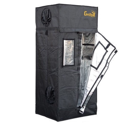Gorilla Grow Tent LITE 2u0027 x 2.5u0027  sc 1 st  All Green Hydroponics & Grow Room Tent Kit - Hydroponic Tent Kits | Grow Room Tents u2013 All ...