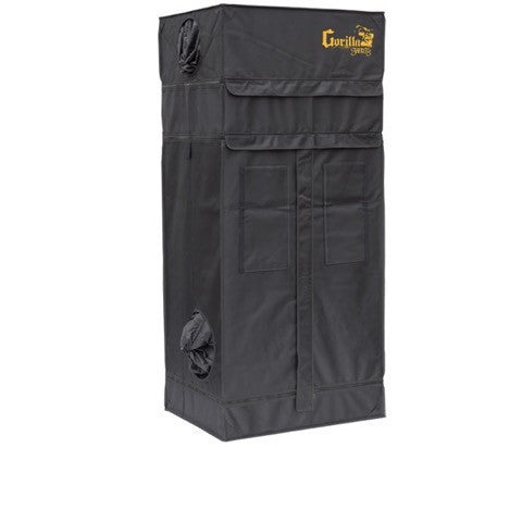 Grow Room Tent - Gorilla Grow Tent Shorty 2' X 2.5'