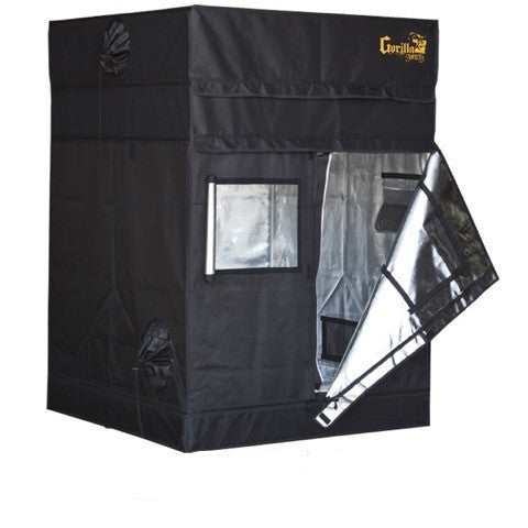 Grow Room Tent - Gorilla Grow Tent Shorty 4' X 4'