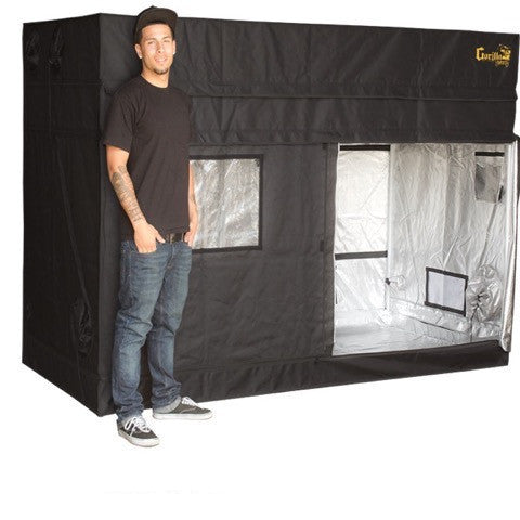 Grow Room Tent - Gorilla Grow Tent Shorty 4' X 8'