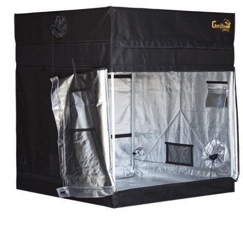Grow Room Tent - Gorilla Grow Tent Shorty 5' X 5'