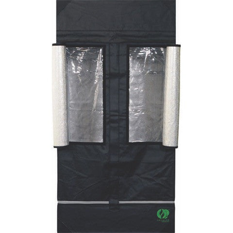 GrowLab 100 3 ft x 3 ft Horticultural Grow Room