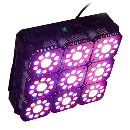Lifted LED City 9 COB Grow Light