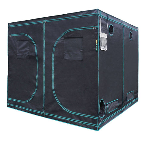 "Mars Hydro 8' x 8' x 6'7"" LED Grow Tent"