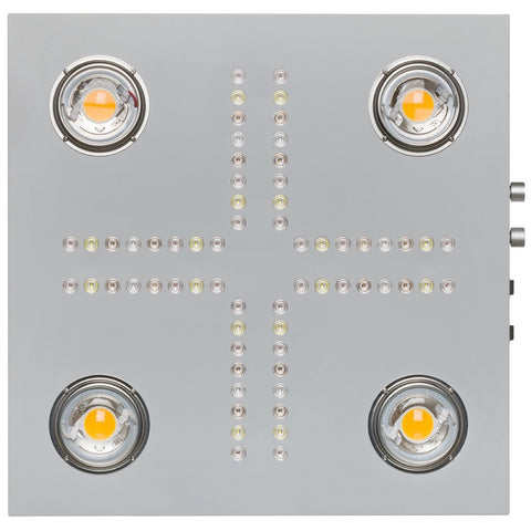 Optic LED Optic 4 XL 460W Dimmable COB LED Grow Light  (UV/IR) 3500k COBs