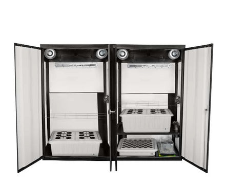 SuperCloset LED SuperTrinity Smart Grow Closet System