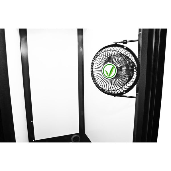 Buy Supercloset Led Superstar Stealth Soil Grow Box Online