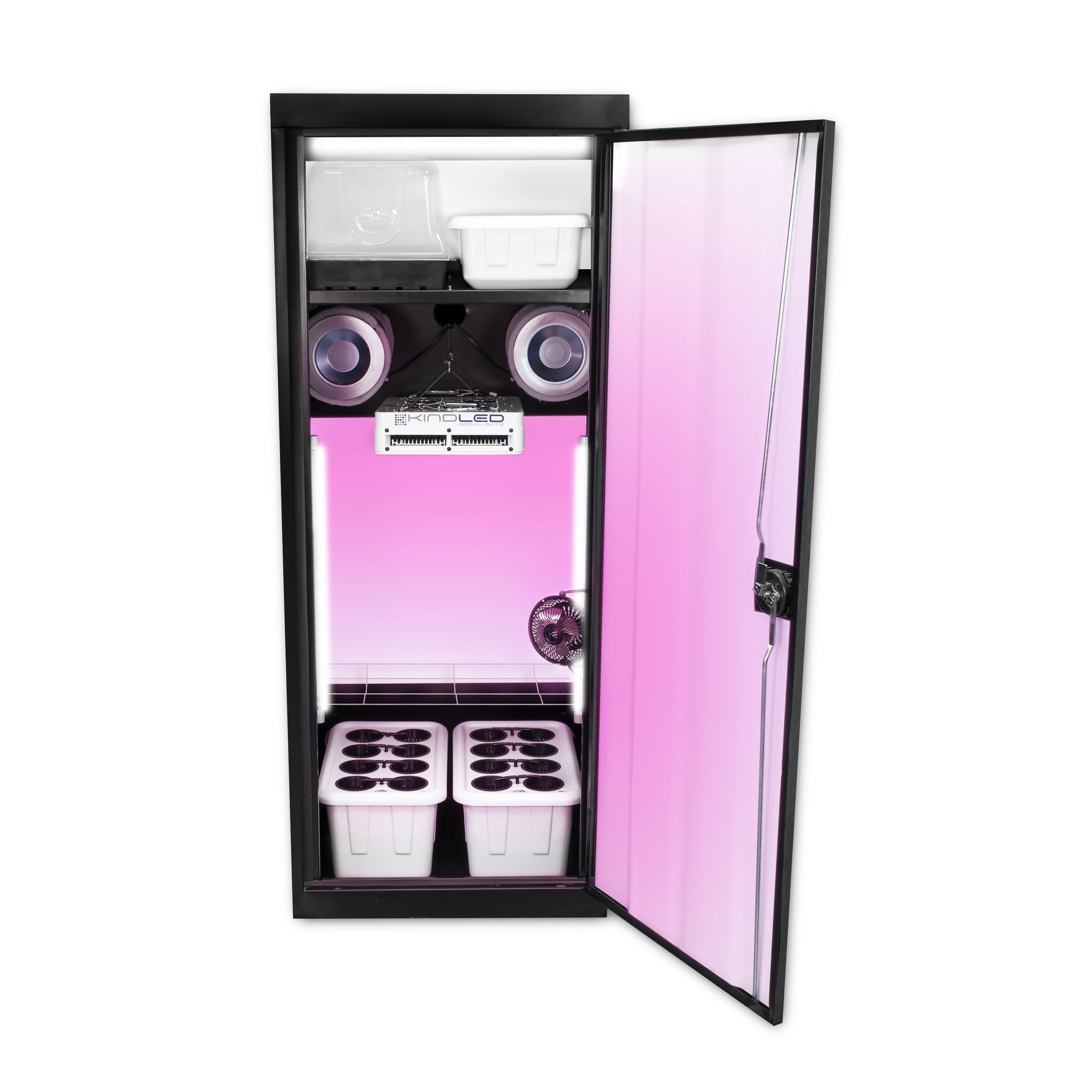 Buy Supercloset Led Superstar Stealth Grow Box Online