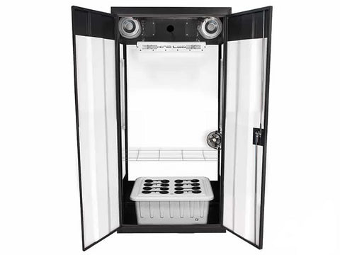 SuperCloset LED SuperFlower Smart Grow Closet