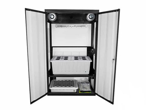 SuperCloset LED SuperNova Smart Grow Cabinet