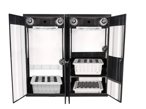 SuperCloset LED Trinity Smart Grow Closet System