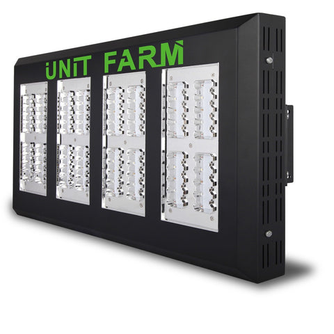 Unit Farm UFO-160 CREE OSRAM LED Grow Light