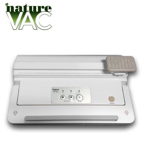 Vacuum Sealer - NatureVAC Vacuum Sealer With Cutter