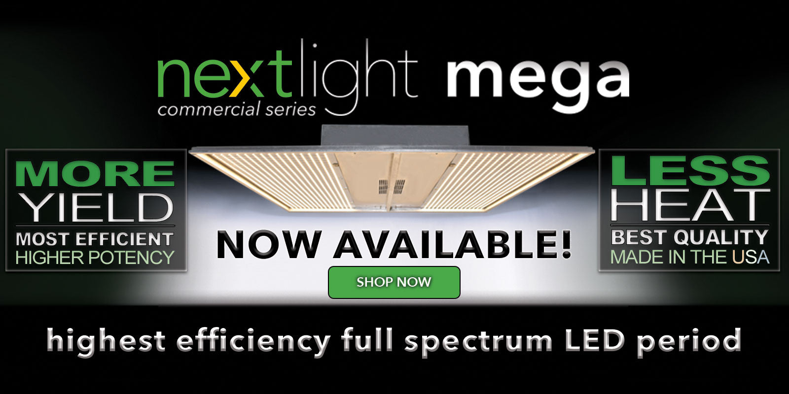 NextLight LED Grow Lights