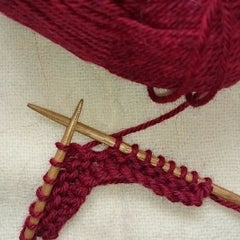 knitting beginners workshop