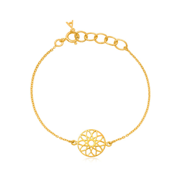 Dreamcatcher Bracelet - Auren Jewellery