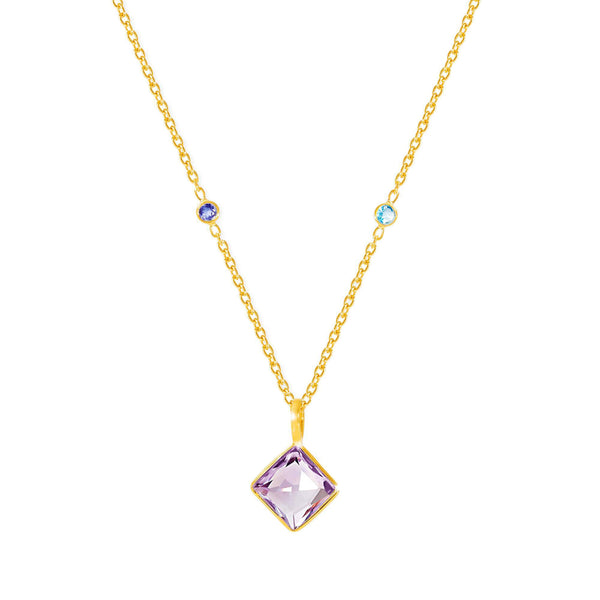Paradigm Amethyst Necklace - Auren Jewellery