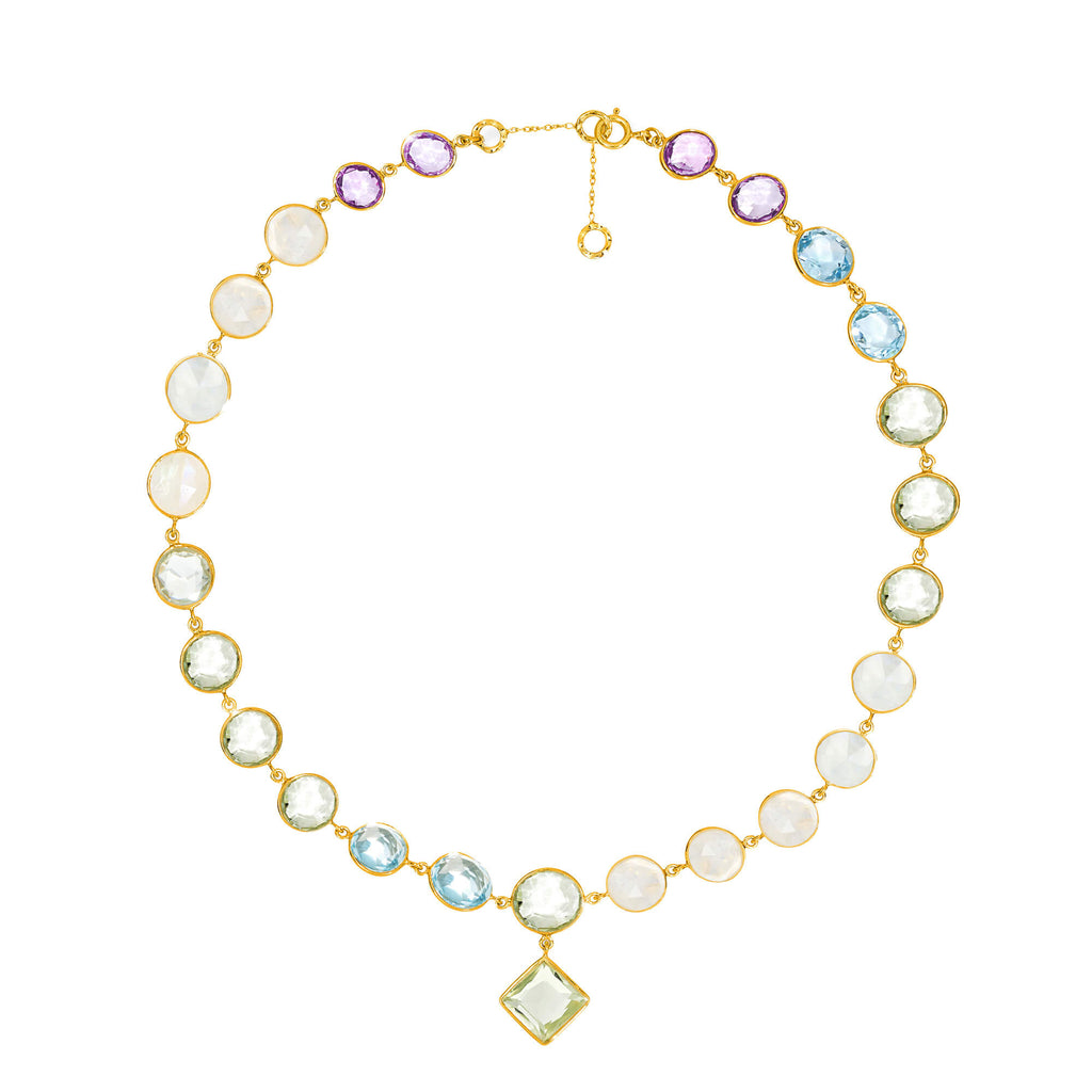 Ciel Gemstone Collar - Auren Jewellery