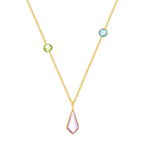 Chareau Kite Necklace - Auren Jewellery