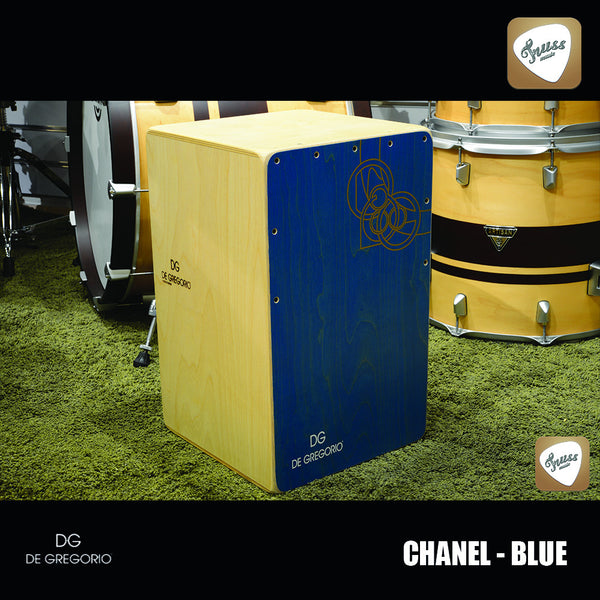 CHANELA BLUE