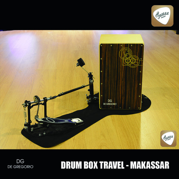 DRUM BOX TRAVEL MAKASSAR