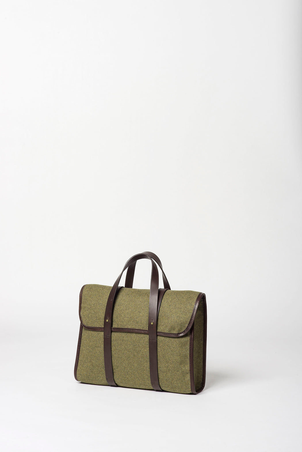 Barrett Flap Briefcase