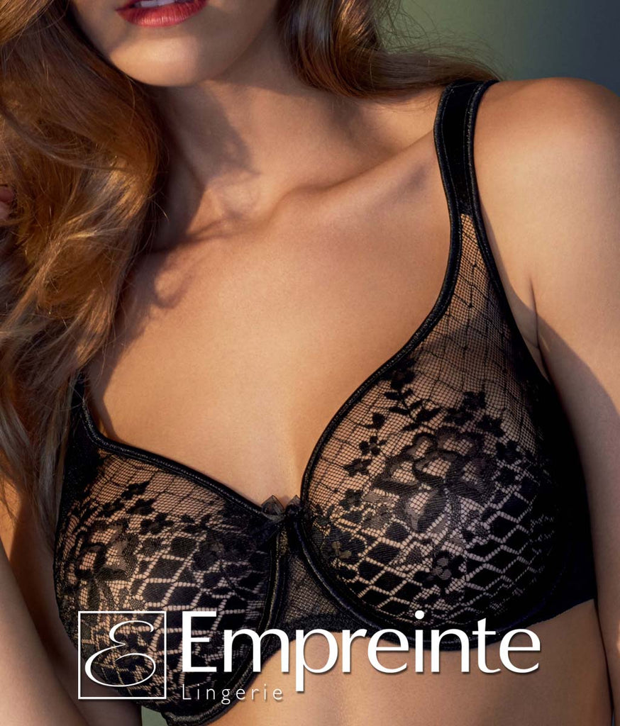 Empreinte 'Melody' (Black)