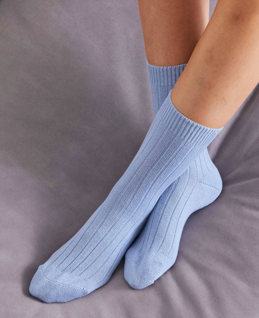 Cashmere Bed Socks by British Boxers