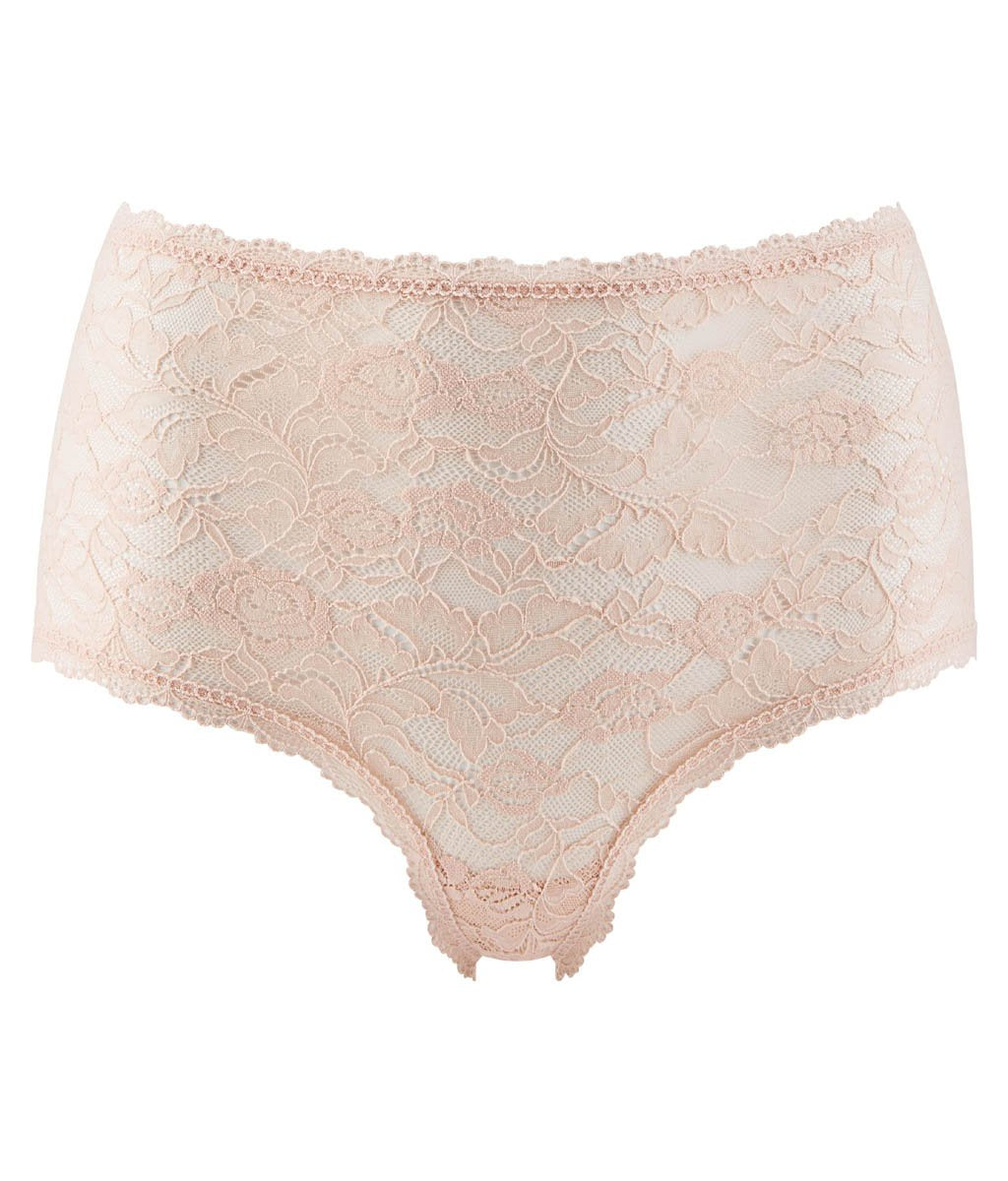 Aubade 'Rosessence' (Nude d'Été) Full Brief/Retro Brief - Sandra Dee - Product Shot - Front