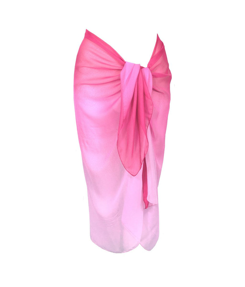 Charmline 'Cover Up' (Pink) Pareo - Sandra Dee - Product Shot