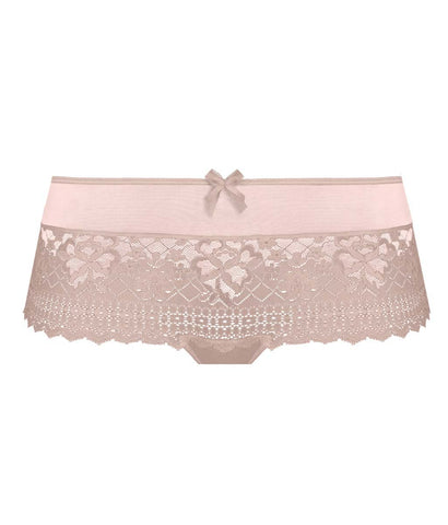 Empreinte 'Melody' (Gold) Shorts (Hotpants) - Sandra Dee - Product Shot - Front