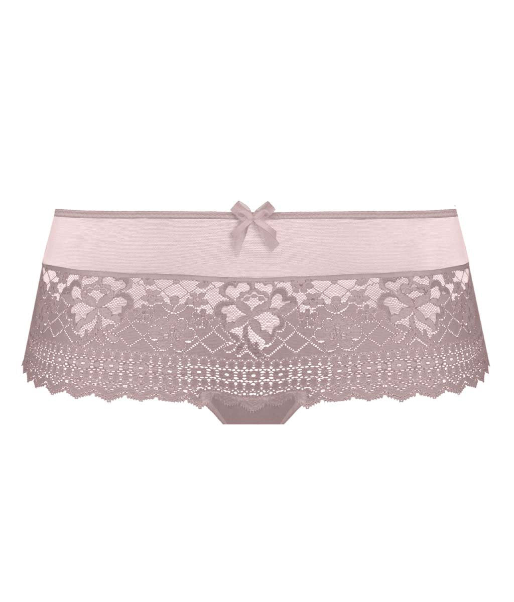 Empreinte 'Melody' (Rose Thé) Shorts (Hotpants) - Sandra Dee - Product Shot - Front